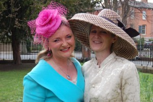 Margaret Considine and Mary Heffernan